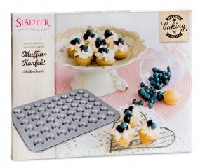Tarttumaton leivontavuoka Minimuffinit 48kpl