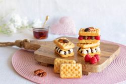 Mini-vohveli leivontavuoka