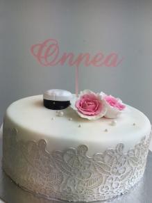 onnea tekstikoriste kakkuun