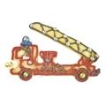 Paloauto pikkuleipämuotti