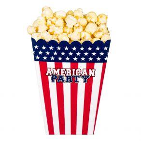 American party popparikulhot 4kpl/pkt