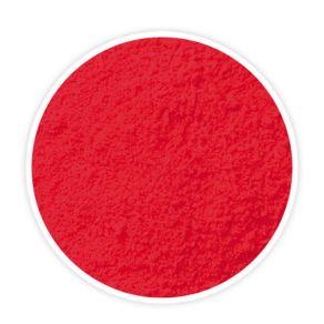 punainen jauhemainen elintarvikeväri