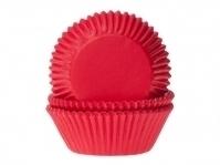 Muffinssivuoat 50kpl/pkt, Punainen