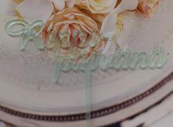 Rippipäivänä kakkukoristetikku