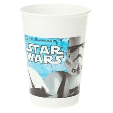 Star Wars muovimukit 6kpl/pkt
