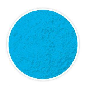 sininen jauhemainen elintarvikeväri