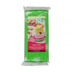 Spring Green vaniljanmakuinen sokerimassa 1kg
