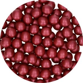 Candy Choco Pearls Large Bordeaux 70g