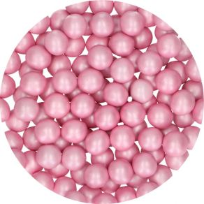 Candy Choco Pearls Large Pink 70g