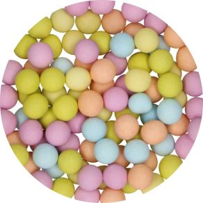 Candy Choco Pearls Large Matte Mix 70g