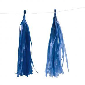 Tasselinauha tummansininen/sininen 12kpl/pkt