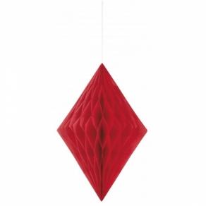Paperikoriste, timantti punainen