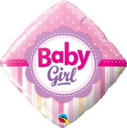 Baby Girl foliopallo