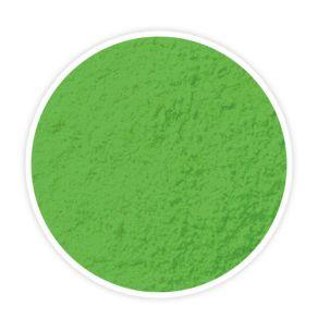 vihreä jauhemainen elintarvikeväri